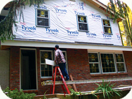 Siding and Insulation